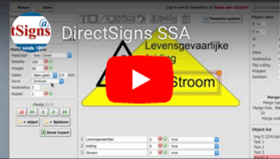 Tutorial zelf graveerplaatjes maken in SignStudio Advanced